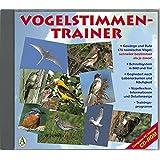 Vogelstimmen-Trainer. CD-ROM: Gesänge und Rufe 175 heimischer Vögel
