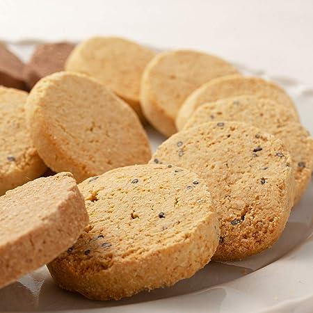 ベイク・ド・ナチュレ豆乳おからクッキー[5種類詰め合わせ/1kg]ダイエットクッキーグルテンフリーTripleFree(個包装)[並行輸入品]