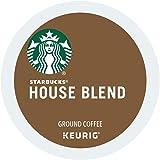 Starbucks 2739894 House Blend Coffee K-Cup Pods Medium Roast 24/Box (736087)