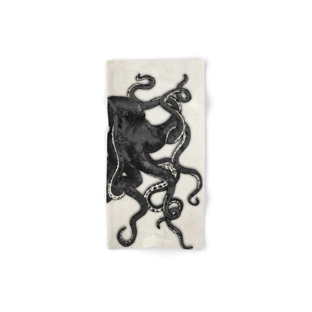 Society6 Octopus Hand Towel 30''x15''