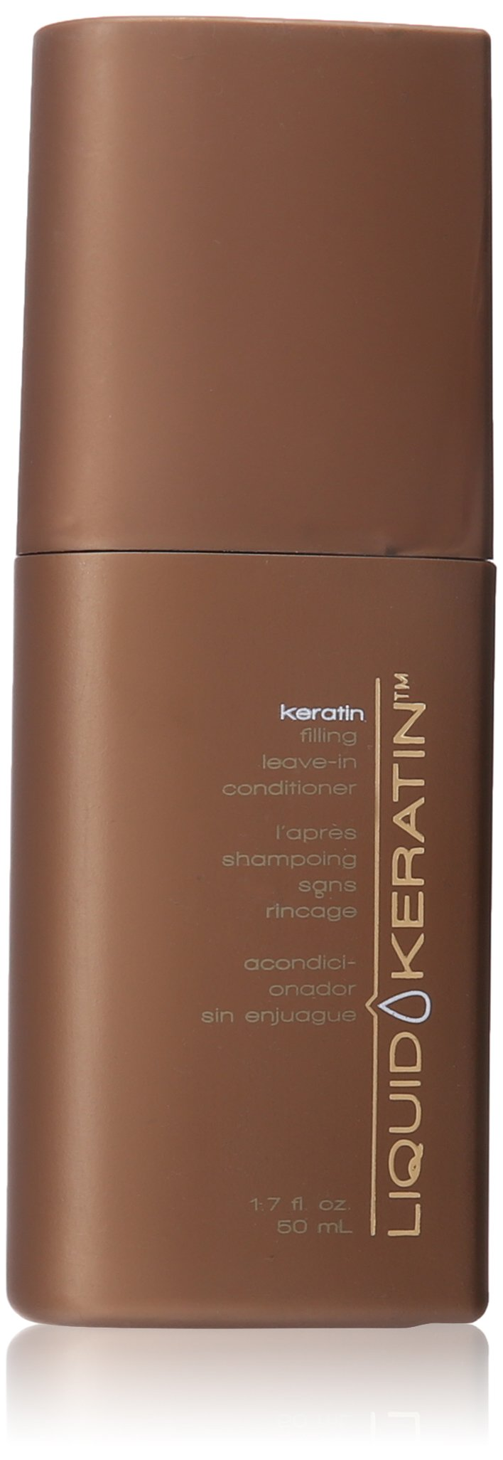 Liquid Keratin Travel Size Leave In Conditioner, 1.7 Ounce