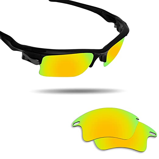 739b317c91 Image Unavailable. Image not available for. Color  Fiskr Anti-saltwater  Replacement Lenses for Oakley Fast ...