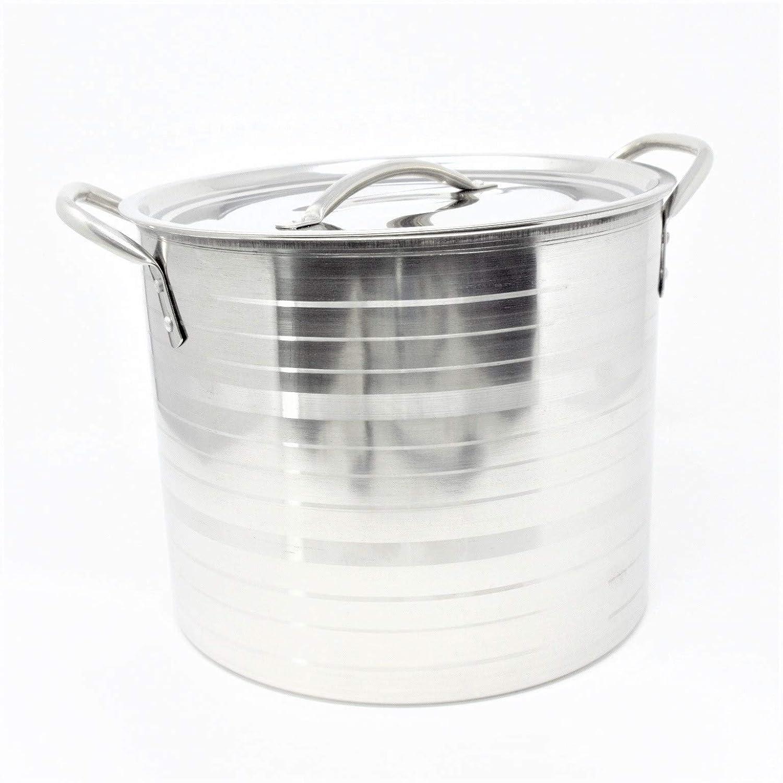 CookSpace (TM) Set de 4 marmitas de acero inoxidable ...