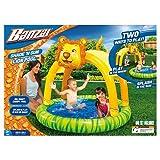 Best Banzai Kiddie Pools - Banzai Shade N Sun Pool, Lion by Banzai Review