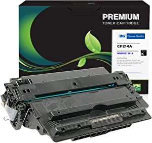 MSE Model MSE02211414 Premium Toner Cartridge; For use with HP Hewlett Packard LaserJet Enterprise M712DN, MFP M725DN, M712N, M712XH, M725F, M725Z and M725Z+ Printers; Up to 10000 Pages; Black