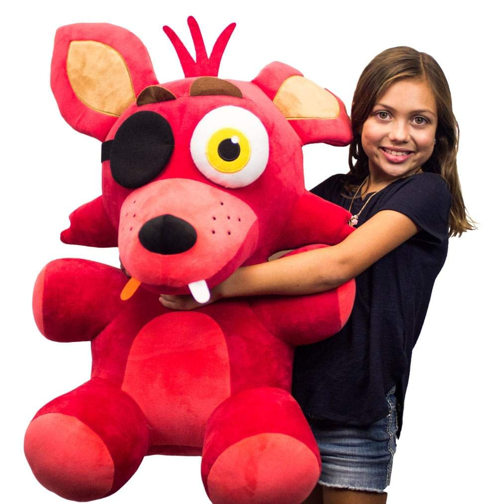 FIVE NIGHTS AT FREDDY'S Jumbo 40-Inch Plush - Foxy