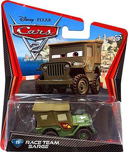 Race Sarge Voiture Team Cars Disney 2 tsQCxrhd