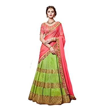 Amazon Wedding Dresses For Sale   Amazon Com Bridal Bollywood Chaniya Choli Dupatta Party Wedding