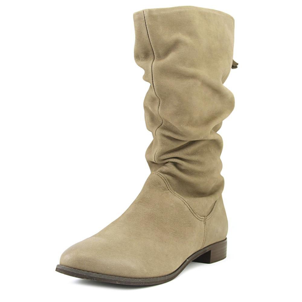 094798b6456 Dune London Women's Rosalind Taupe Leather Boot 40 (US Women's 9) B ...
