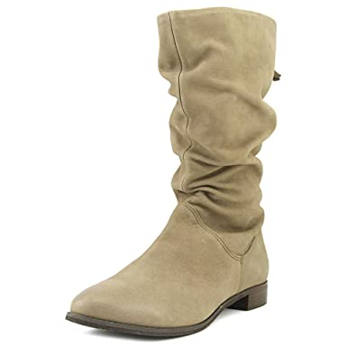 2a0874c05 Dune London Women's Rosalind Taupe Leather Boot 40 (US Women's 9) B ...