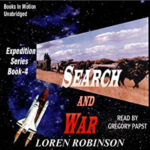 Search and War Audiobook