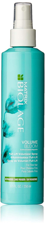 BIOLAGE Volumebloom Full-Lift Volumizer Spray | Leave-In Spray Plumps Hair With Long-Lasting Volume | Paraben-Free | For Fine Hair | 8.5 Fl. Oz.
