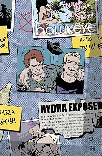 All New Hawkeye #3 Comic Book