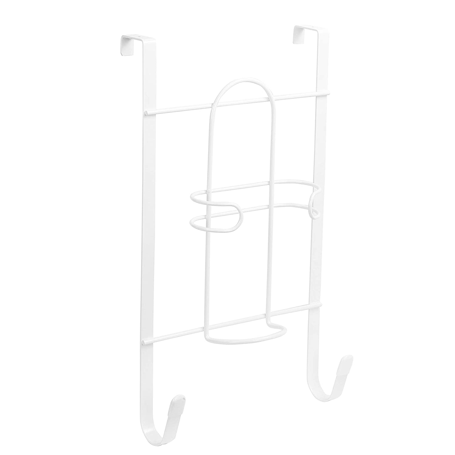 Spectrum Diversified Over The Door Iron and Ironing Board Holder 2 Set Large