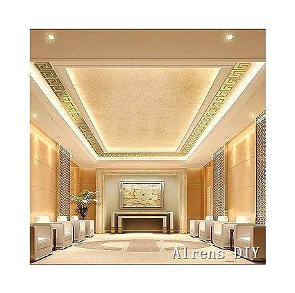 Amazon.com: Alrens_DIY(TM) 20pcs House Top Ceiling Mirror ...