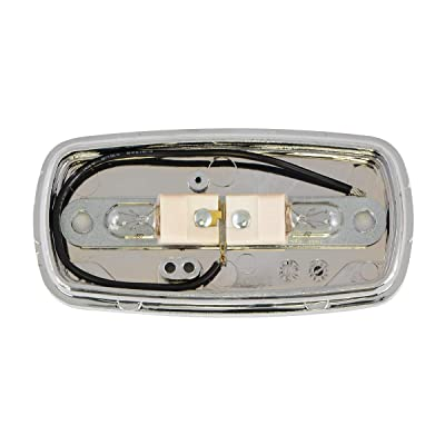 Grand General 80236 Marker Light (Clear Plastic Base with 194 Bulb for Tiger Eye): Automotive