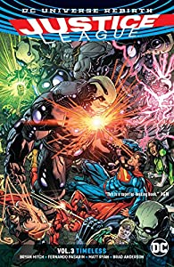 Justice League (2016-2018) Vol. 3: Timeless