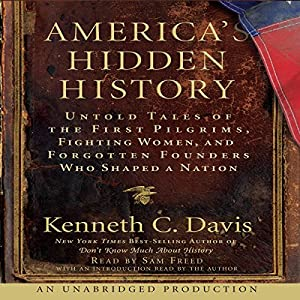 America's Hidden History Audiobook