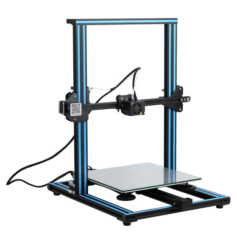XYANZ Open Source CR-10 3D Impresora de Marco Todos los Metales ...