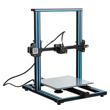 WSHZ Open Source CR-10 3D Impresora de Marco Todos los Metales ...