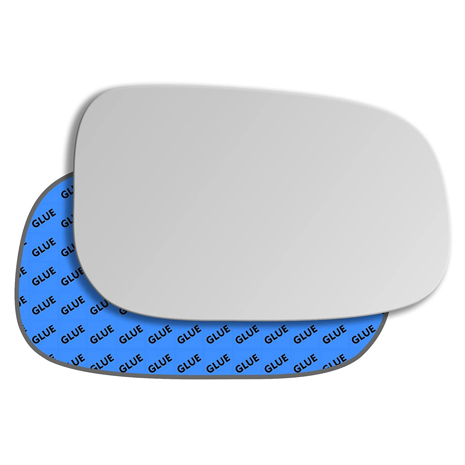 Hightecpl 92RS Right Driver Side Convex Door Wing Mirror Glass Channel Autoparts Limited