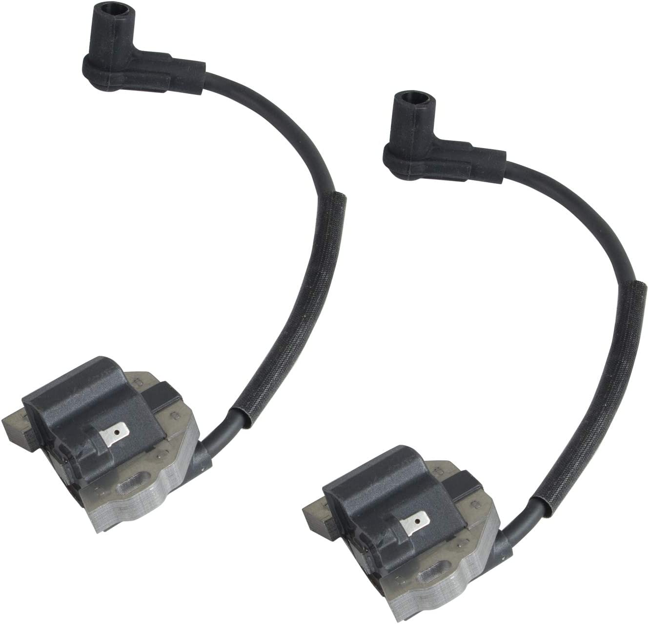New 21171-0711 Ignition Coil Pack of 2 Compatible with Kawasaki FR FS FX Series Engines, Replaces 21171-0743