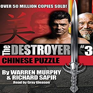 The Destroyer/Chinese Puzzle Audiobook