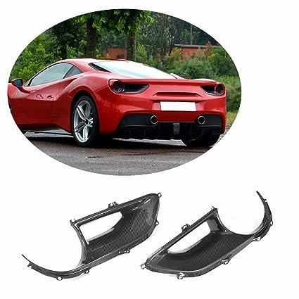 a84ba918378e7 Amazon.com  MCARCAR KIT Fits Ferrari F488 GTB Spider 2Door 2015-2017 ...