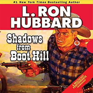 Shadows from Boot Hill Audiobook