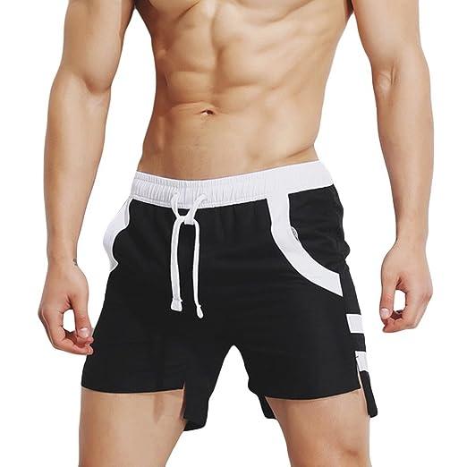 6dd1c82694 Women's Swimsuits, Mens Breathable Swim Trunks Pants Swimwear Shorts Slim  Wear Bikini Swimsuit (Black