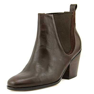 Amazon.com | Cole Haan Women's Tioga Bootie II Chestnut Leather Boot 10 B  (M) | Boots