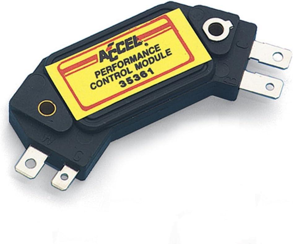 Amazon.com: Accel 35361 Gm Hei 74-95 High Performance Ignition Module  W/Grease: AutomotiveAmazon.com