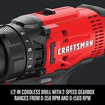 Craftsman CMCK200C2 featured image 4