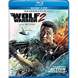 Wolf Warrior 2 [Blu-ray & DVD Combo]