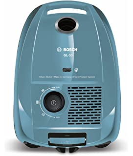 Bosch GL-20 Aspirador con bolsa compacto, 600 W, 3.5 litros ...
