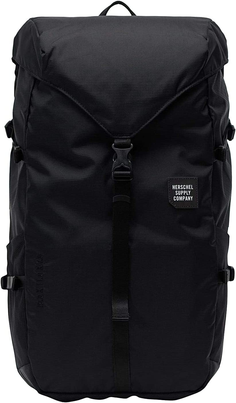 Herschel Supply Co. Barlow Large Black 2 One Size