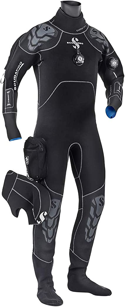 SCUBAPRO Everdry 4mm Dry Suit Mens