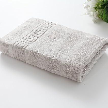 Puede usar toallas de baño Toallas de algodón Toallas absorbentes suaves y gruesas Aumentar las toallas ...
