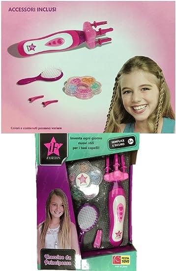 giocattoli bambine per capelli