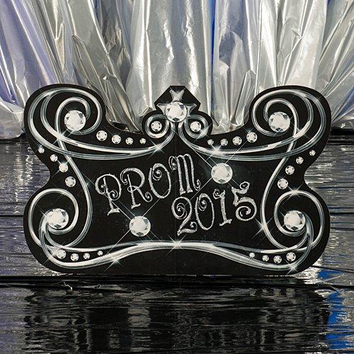 Prom 2015 Glittering Standee