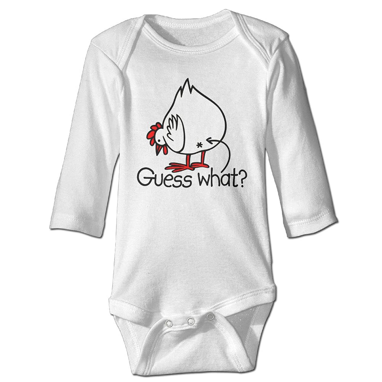 Amazon Guess What Chicken Butt Uni Boys Girls Sleepwear