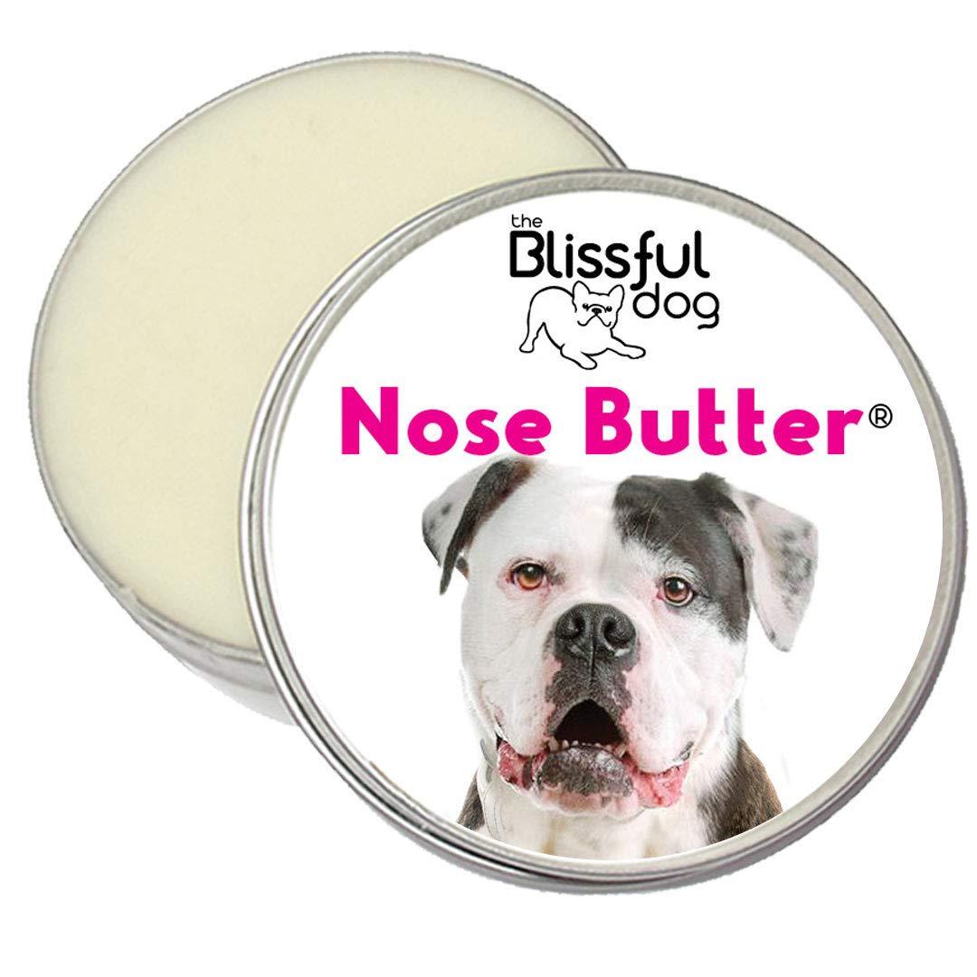 The Blissful Dog American Bulldog Nose Butter - Dog Nose Butter, 2 Ounce by The Blissful Dog