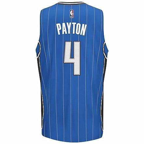 hot sale online bd9ad 1c04e Amazon.com : Elfrid Payton Orlando Magic NBA Adidas Blue ...