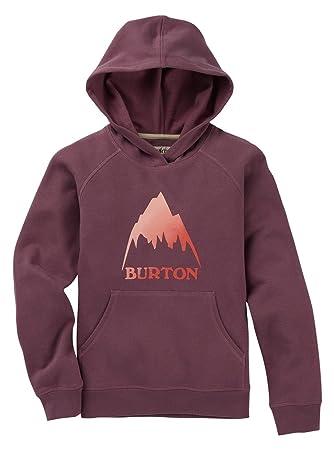 Burton Classic Mountain Sudaderas, Niñas: Amazon.es: Deportes y aire libre
