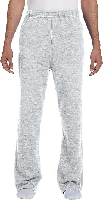 Jerzees Mens Elastic-Bottom Sweatpant