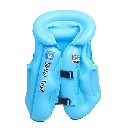 Chaleco flotador bebe