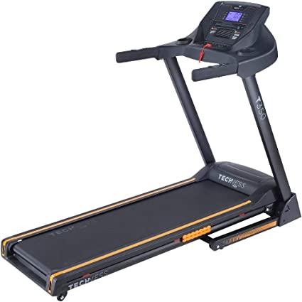 Techness T350 MP3 Cinta de correr inclinable y plegable 18 km/h ...
