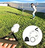 Swingers Ultimate Baseball Trainer - Controlled Pitch Baseball Batting Trainer - Fast setup and Easy to Use - Professional Baseball Tune-Up Kit