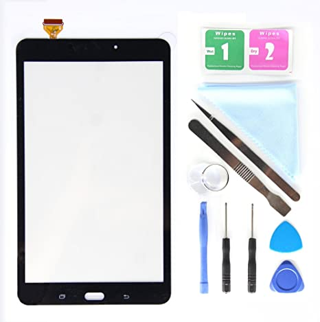 "OEM Samsung Galaxy Tab A 8.0/"" SM-T380 T385 LCD Touch Screen Digitizer Glass Lens"
