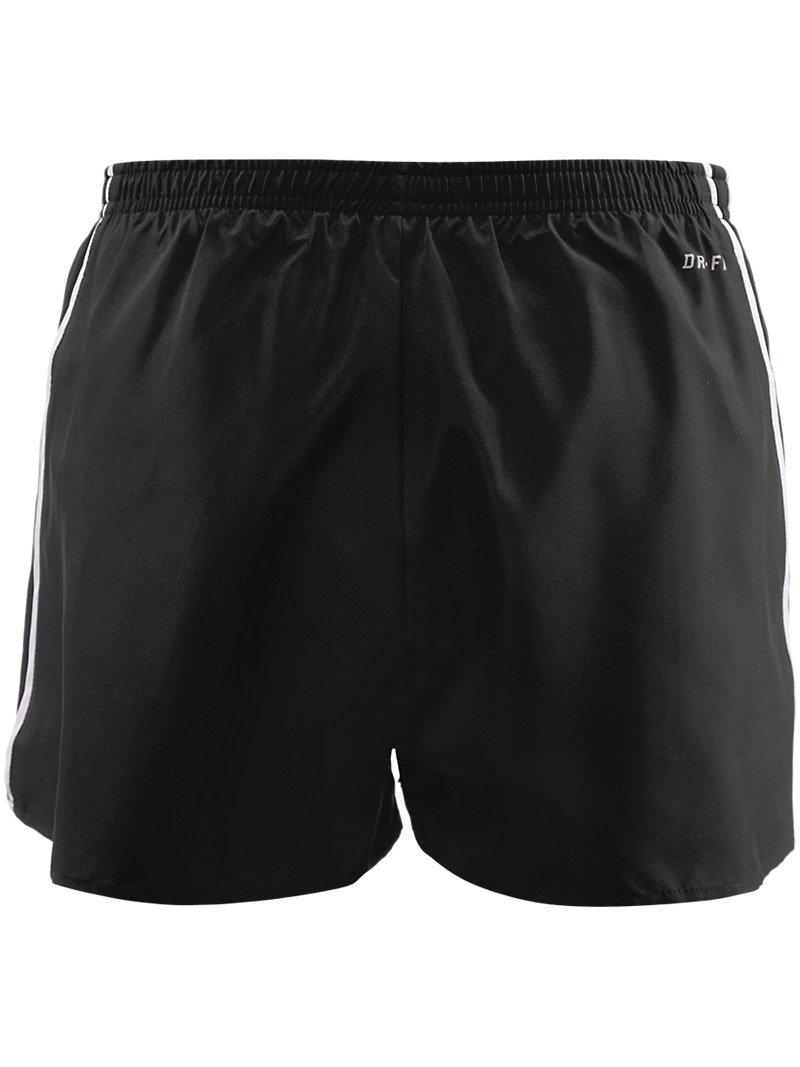 Nike Mens Tempo Split Shorts Pantalón Corto, Hombre, Negro/Blanco ...